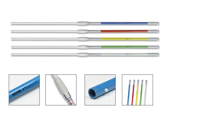 ハンドルジョイント|ハンドルジョイントはクリンリネスハンドルをベースに各用具・用途で組み合わせて使用できます。幅広い使用に対応し、お掃除の効率を高めます。