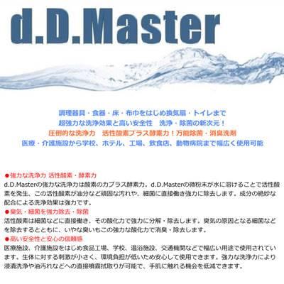 万能除菌洗浄クリーナーd.D.Master#5