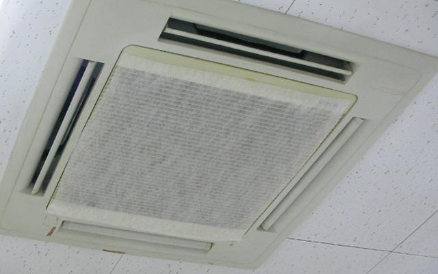 業務用長尺フィルター(エアコン用)