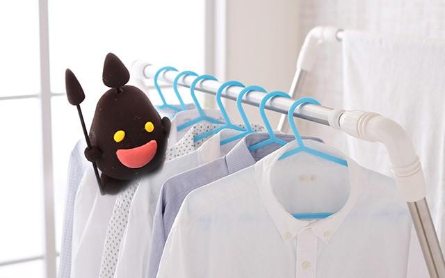 洗濯物のイヤなニオイの原因はバクテリア